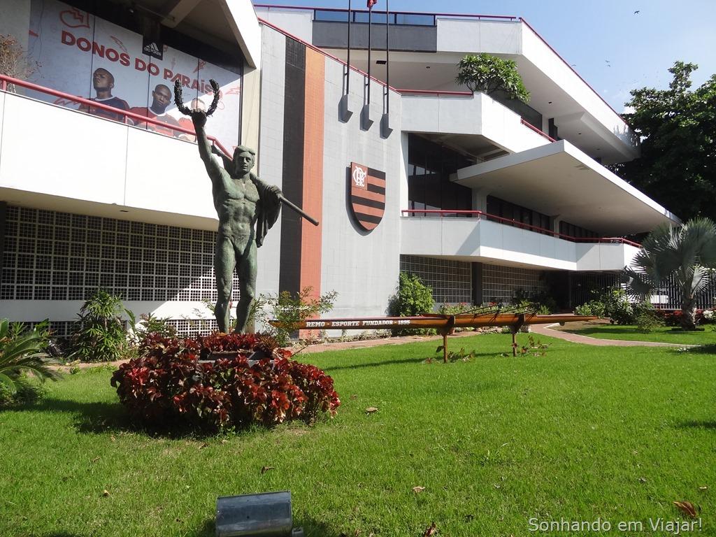 The Foundation's award ceremony took place in Rio's iconic Club de Regatas do Flamingo