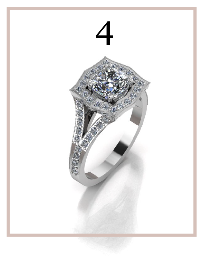 FINISHED - Your dream ring is a reality.