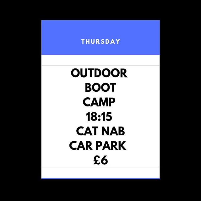 Next bootcamp will be Thursday evening! Adults only! Mixed class! Come and join us & #letssweatitout . . . . . #socialsweat #thesocialclub #workout #letssweatitout #bootcamp #fitfam #workoutday #workouttime #hiit #womensworkout #mensworkout #mummyworkout #daddyworkout #unisexclasses #motivation #workoutoftheday #workoutplan #saltburn #northeast #socialise #meetups  #socialite