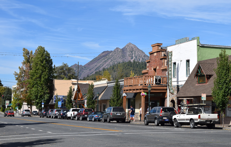 Downtown Shasta