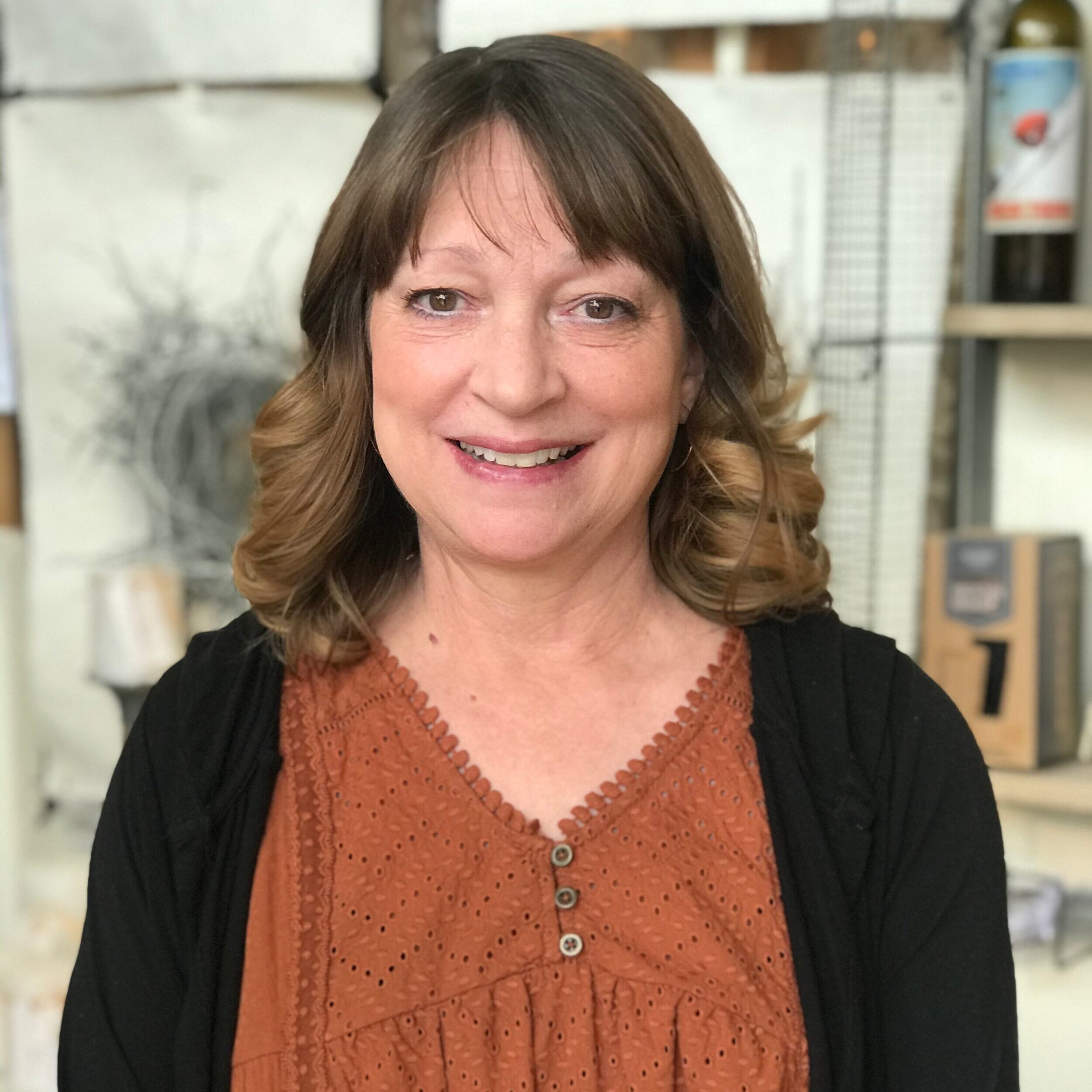 Kellie Tanous,  Buyer for Gift Product and Print   Started working at Terra Verde in:    What would you buy your mom and why?  I would buy my mom an Ayala Bar piece of jewelry, she loves her work.