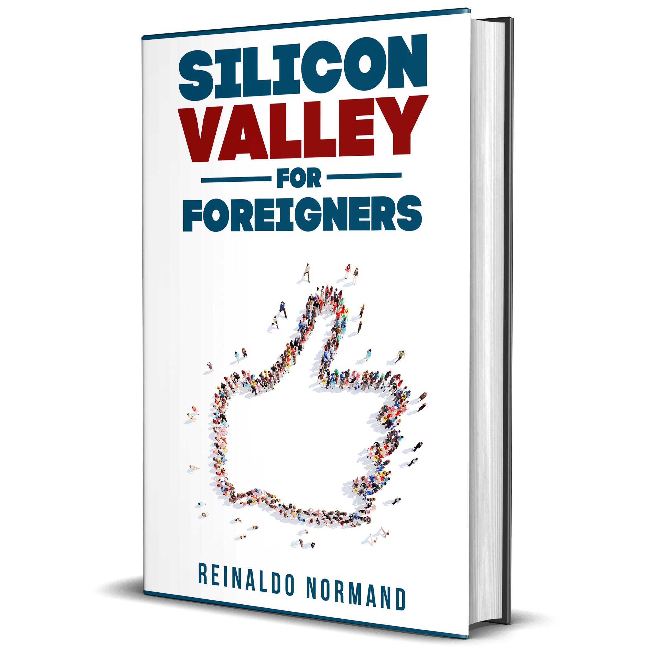 Silicon Valley for Foreigners cover