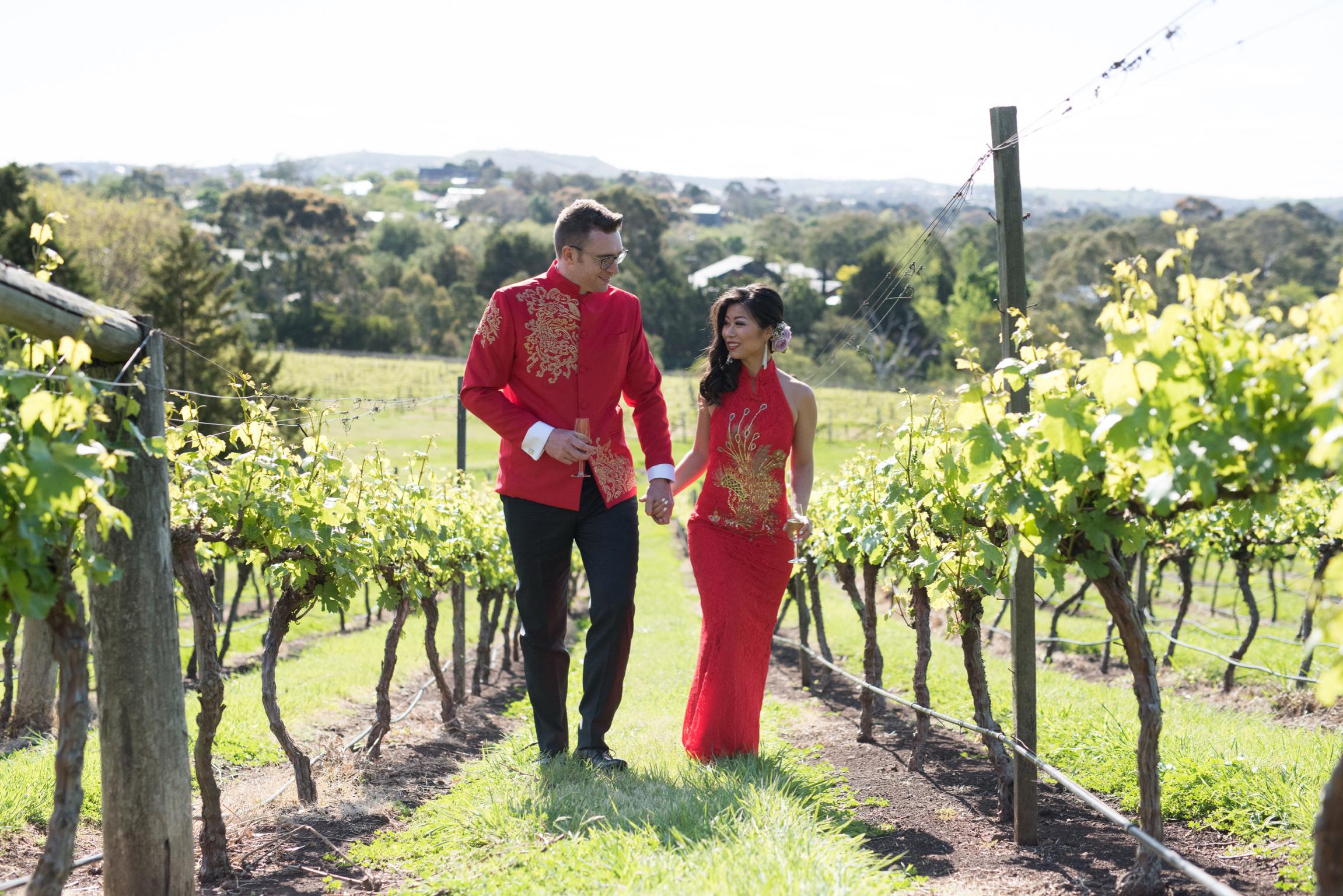 Tina and Ben in vines 2.jpg