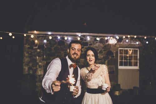 black ribbon belt wedding dress