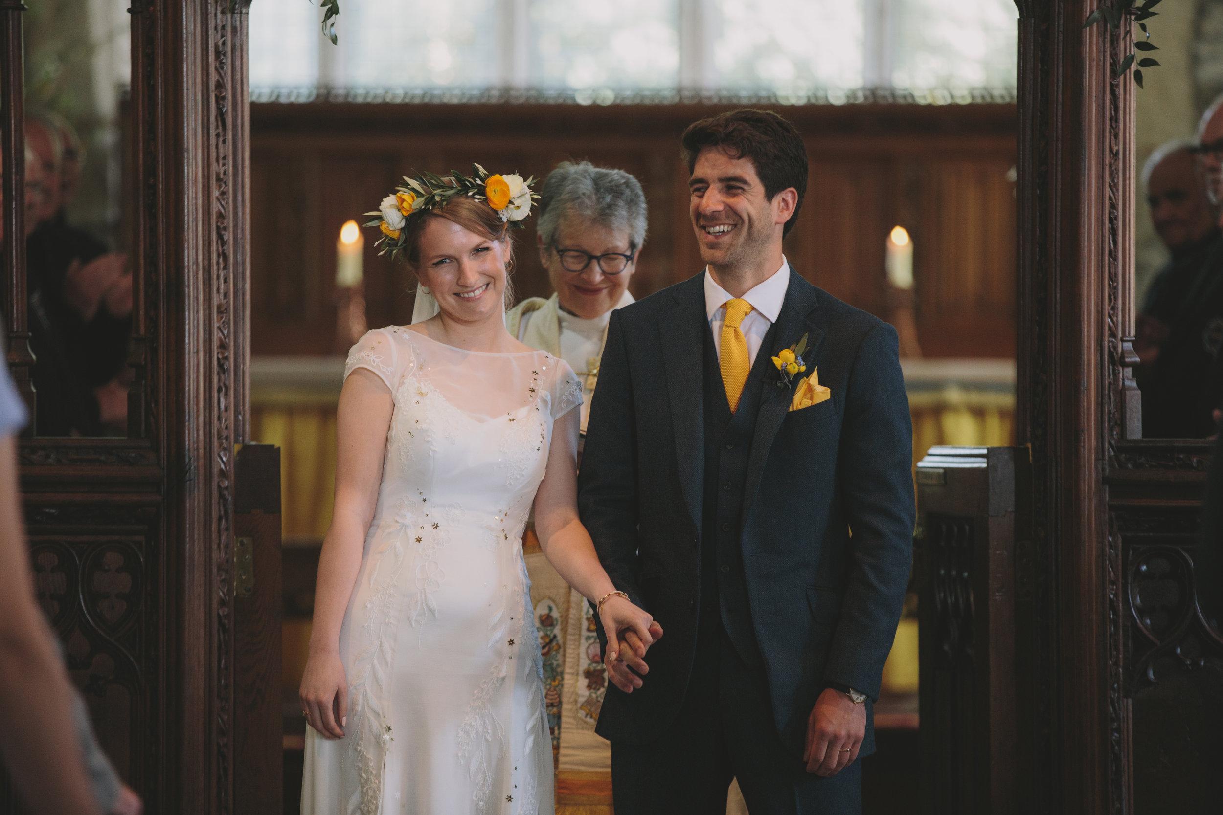 chiffon embroidered wedding dress