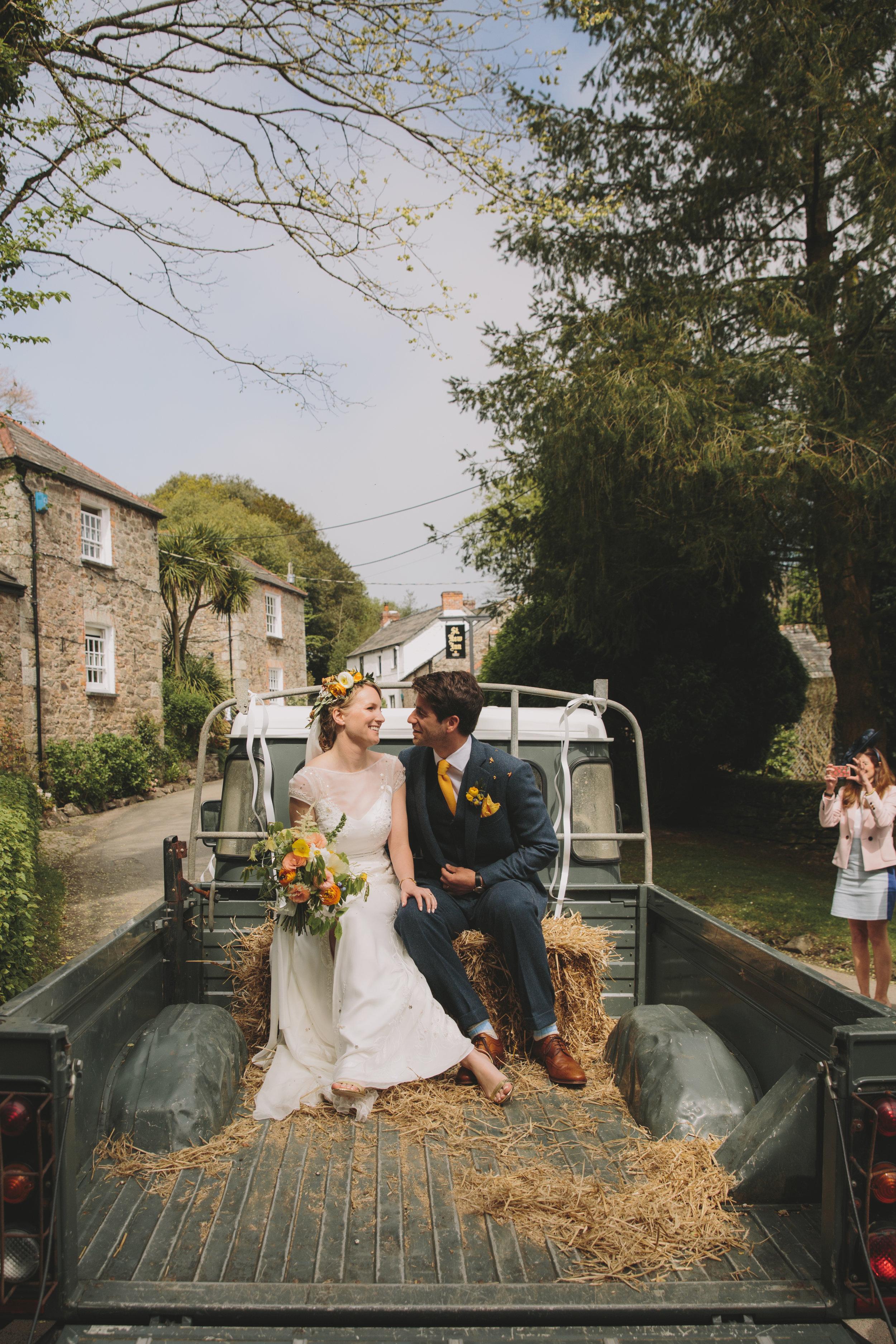 cornigh chiffon wedding dress london designer