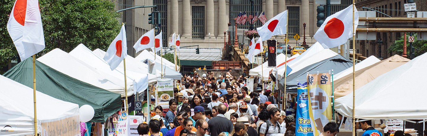 JapanFes  brings ramen contests and street fairs to Manhattan, Brooklyn and Queens.