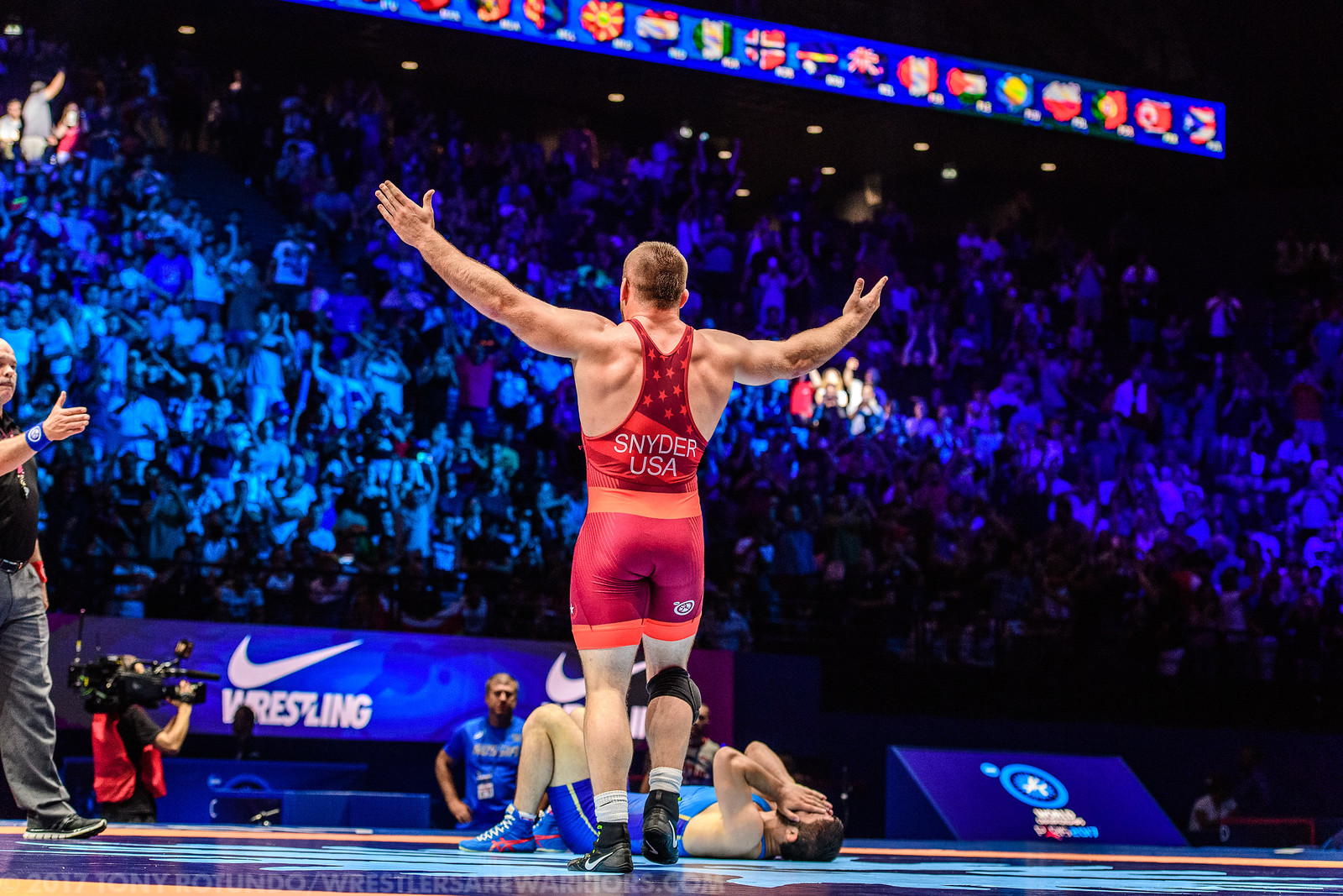 USA Wrestling -