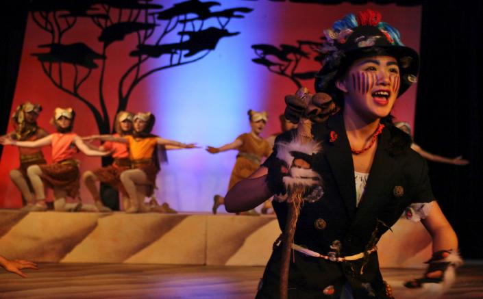 Portola Valley Theatre Conservatory -