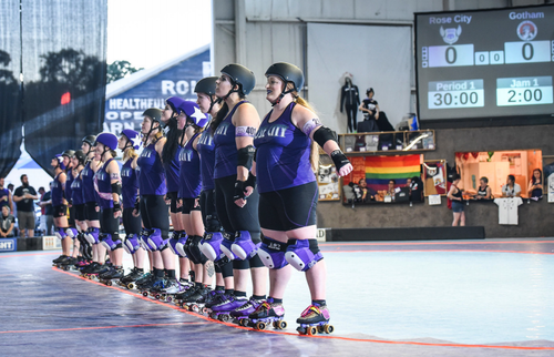 Rose City Rollers -