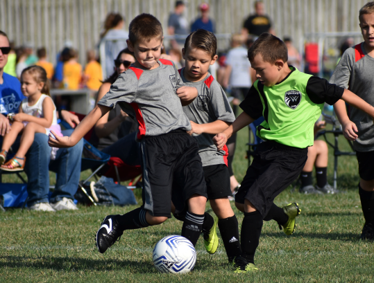 Lake Country Soccer -