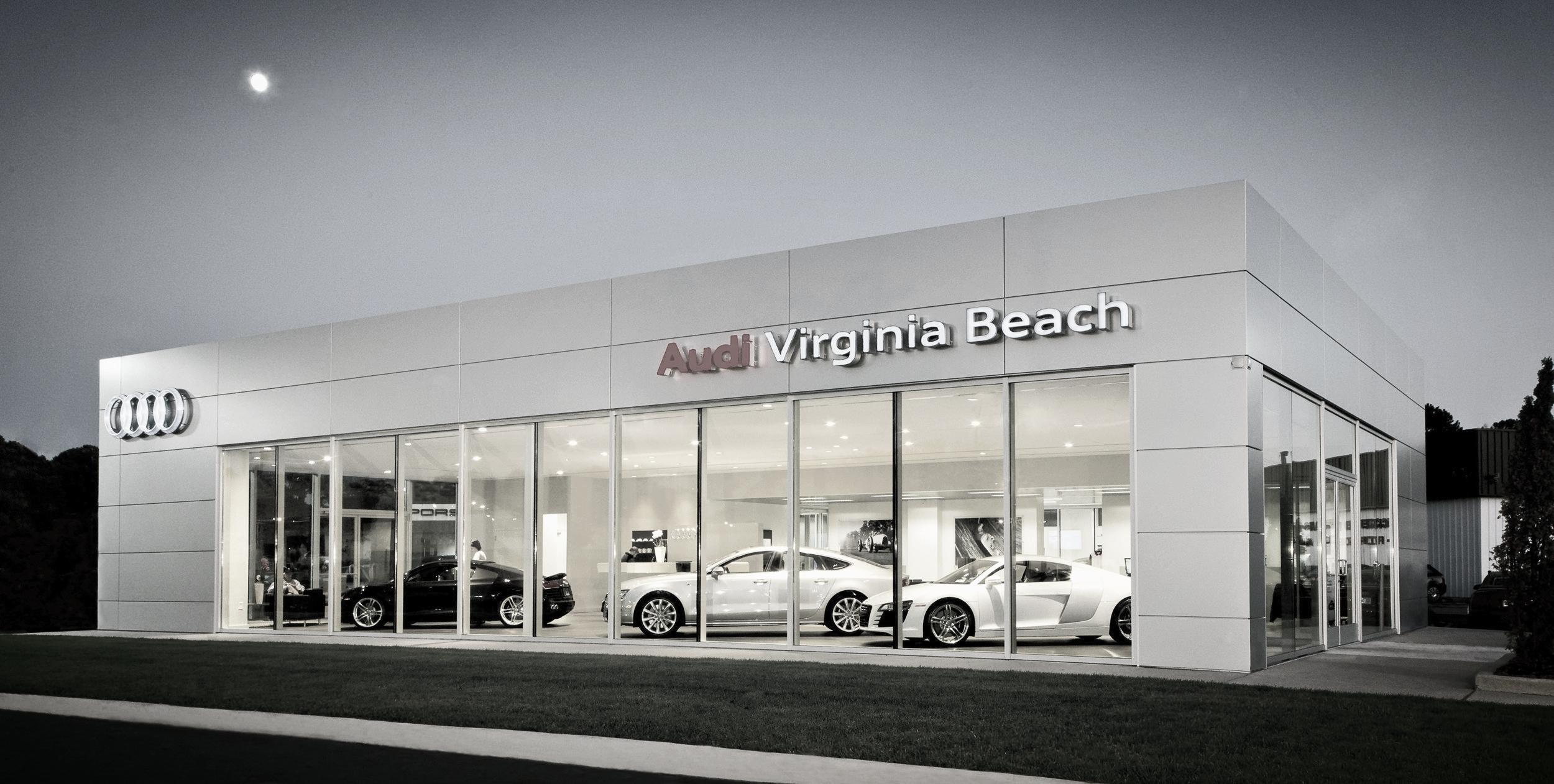 Audi Virginia Beach