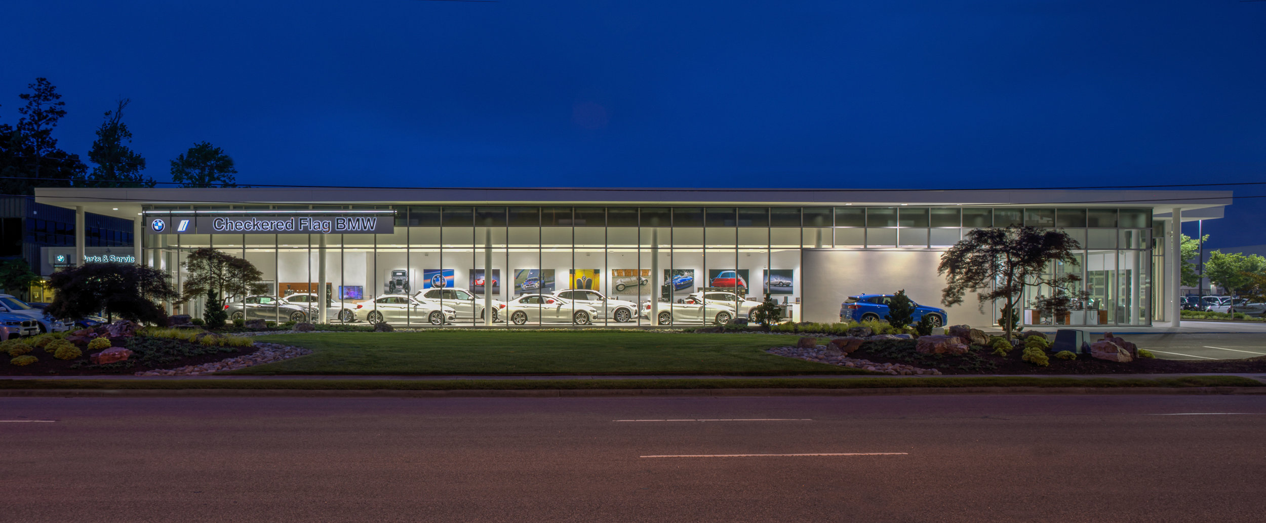 Lyall Design. Checkered Flag BMW 2018.08.jpg