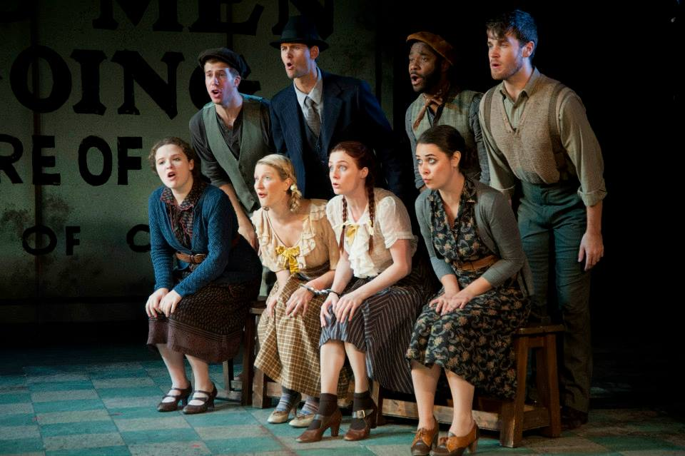 Romance in Hard Times @ Barrington Stage Company