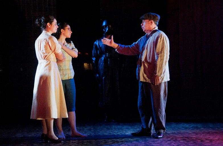 The Golem of Havana @ Barrington Stage Company