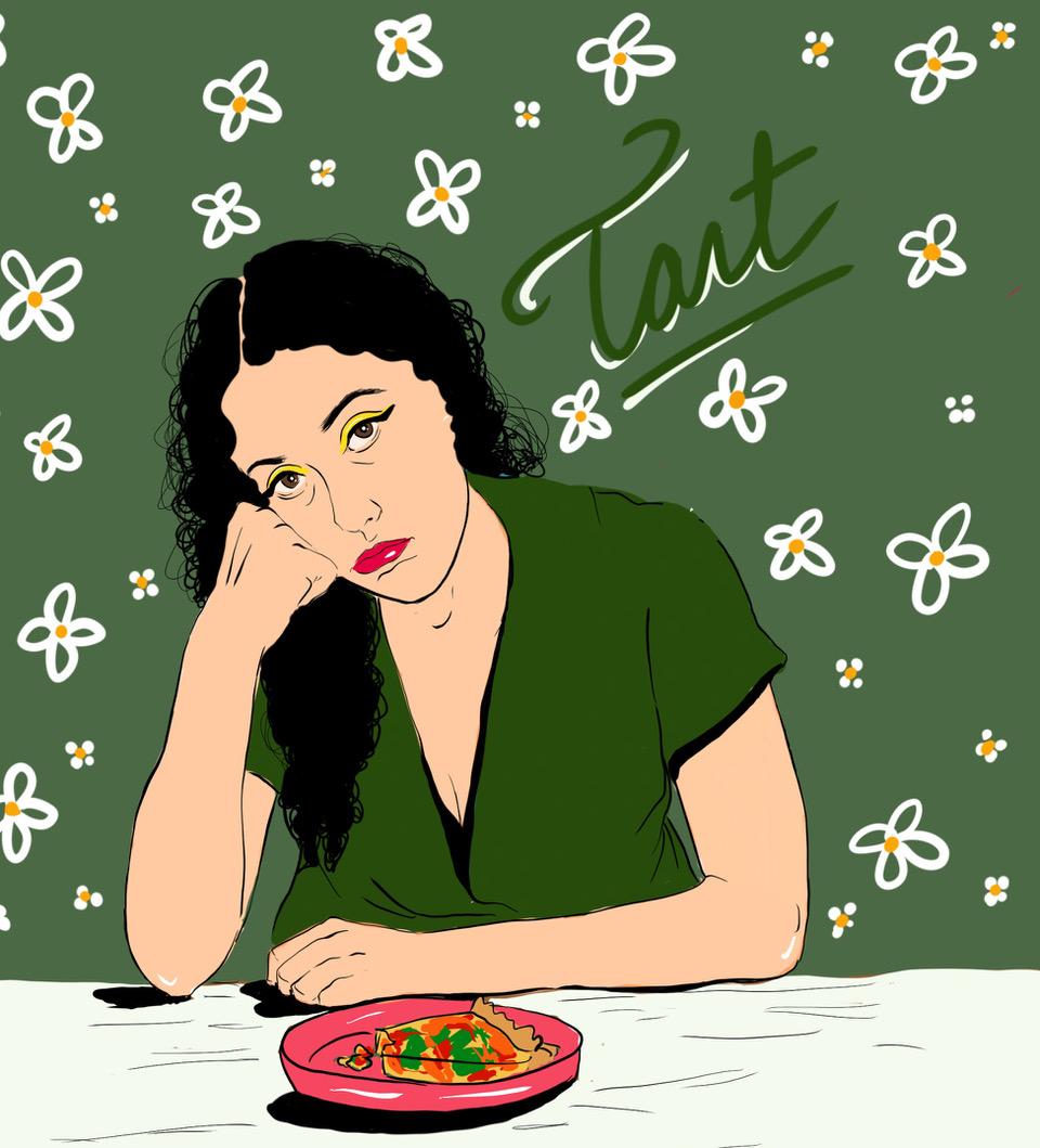 Artwork by Arielle Baron