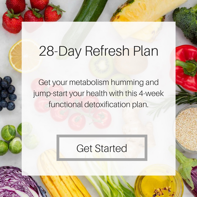 28-Day Meal Plan - This 28-Day Refresh is a great way to get your metabolism humming and jump-start your health. It contains selected low-glycemic recipes aimed at stabilizing blood sugar, normalizing hormones, promoting healthy digestion, and reducing inflammation associated with many chronic diseases. At the end of this 4-week plan, you will automatically begin receiving the Anti-Inflammatory Plan to support you in maintaining healthy habits.