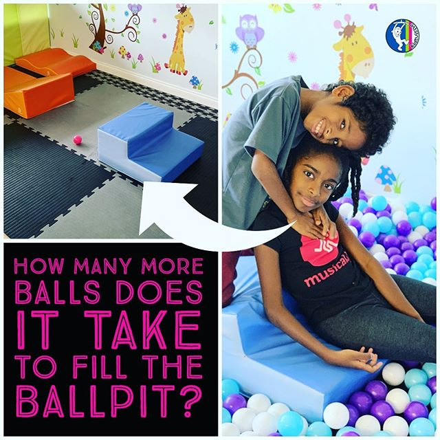 Guess the correct number and win a free open play pass!! . . . #ballpit #delraybeach #bocaratonflorida #indoorplayground #palmbeachflorida #kidsballpit #lakeworth #boyntonbeach