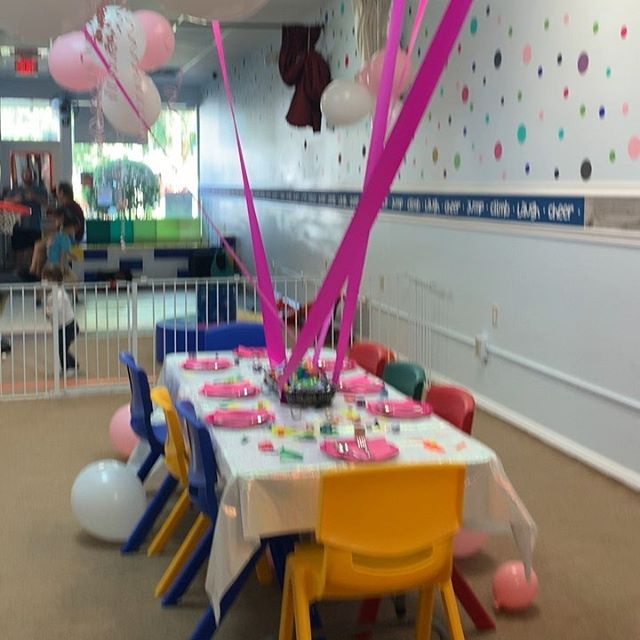Birthday partis @kidtuitive is always fun!! . . ....Weekday birthday party packages $250 . . . #indoorplayground #palmbeachflorida #kidsbirthdayparty #fourthbirthday #palmbeachflorida #bocaratonflorida