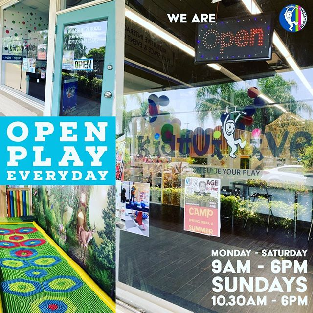 So excited 😆 to finish our remodeling and get back to serving our kiddos with a great clean 🧽, safe and fun play space to enjoy again!! . . .With our remodeling we have made few changes to our management and pricing structure!! . . ...Open play everyday ... kiddos 2yrs below pay 💰 8.99 ... kiddos over 3 yrs pay 💰 11.99 . . ....check our website for birthday party packages . www.kidtuitive.com . #indoorplayground #indoorplayspace #funforkids #bocamom #bocamomblog #delraybeachmoms #delraybeach #boyntonbeachflorida #boyntonbeachmoms #wellingtonflorida #wellingtonmoms
