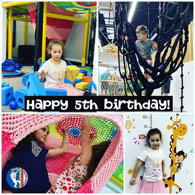 Celebrating har 5th @kidtuitive !! #birthday #5thbirthday #kidsbirthdayparty