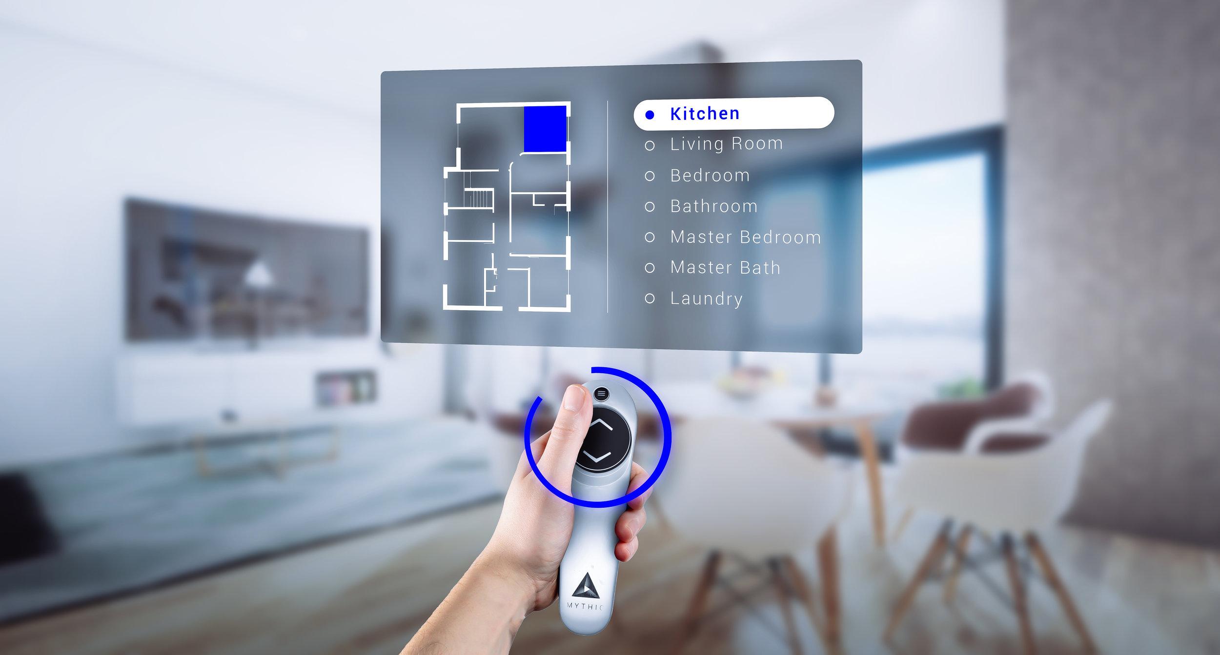 VR User Interface