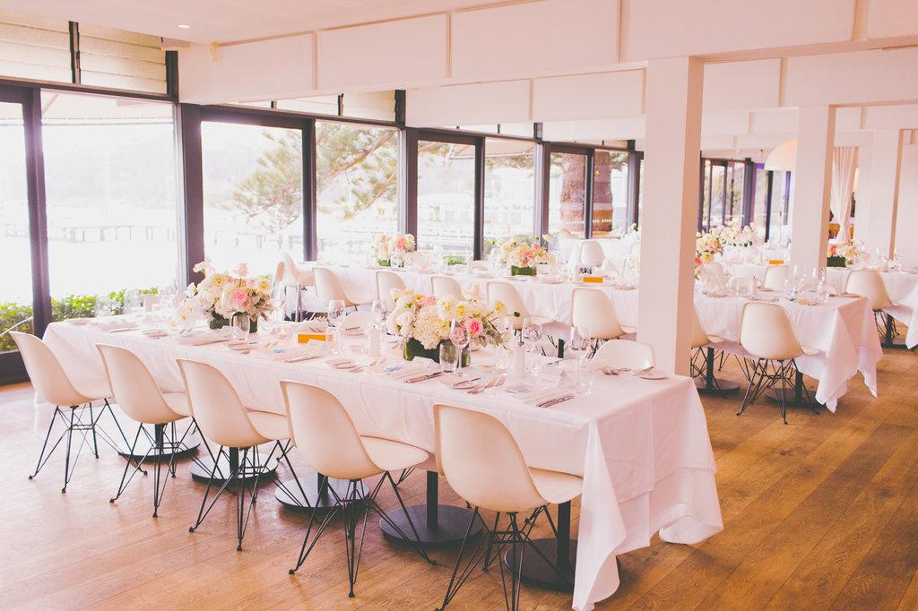 Wedding Reception at The Public Dining Room Balmoral Wedding