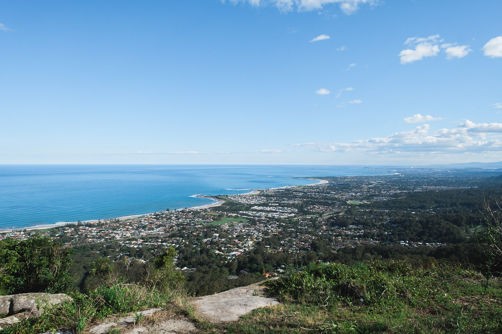View from Panorama House Bulli