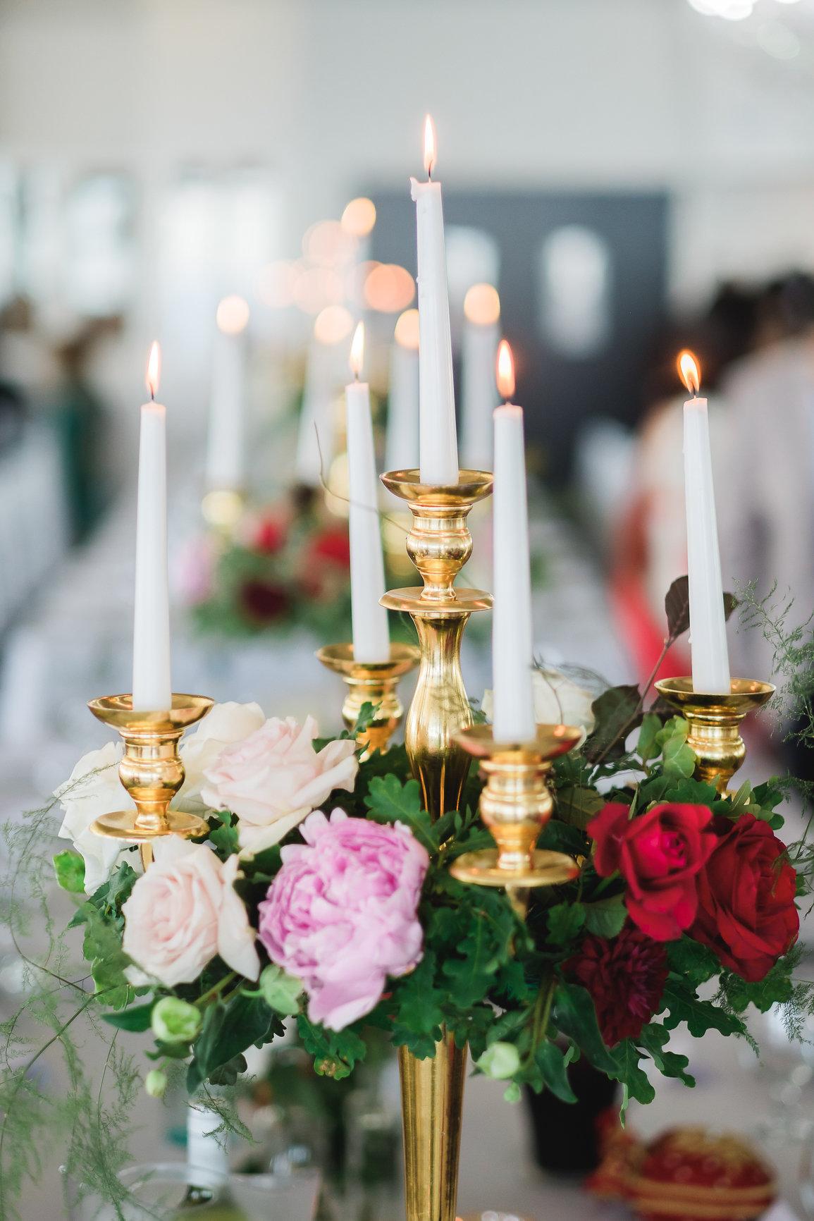 Wedding Decorations and Wedding Flowers at Panorama House Wedding