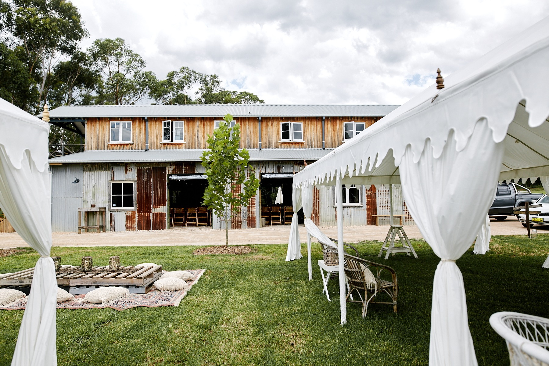 The Stables of Somersby Wedding Venue