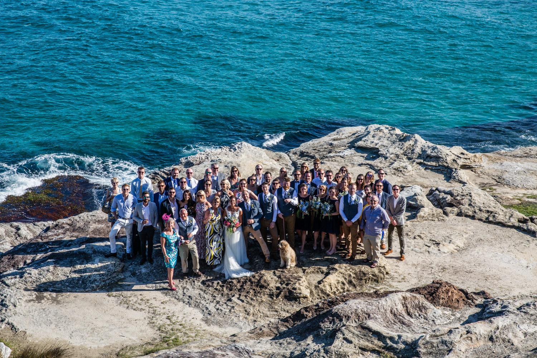 WEDDING AT BONDI BEACH