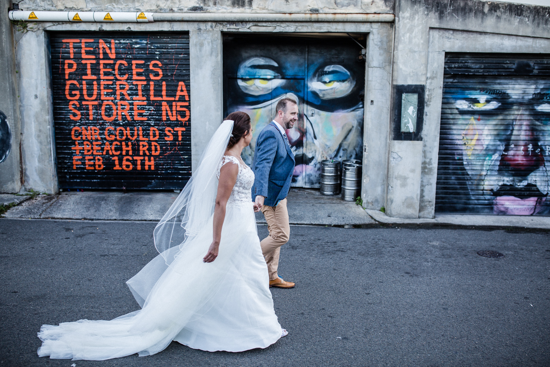 BONDI BEACH WEDDING