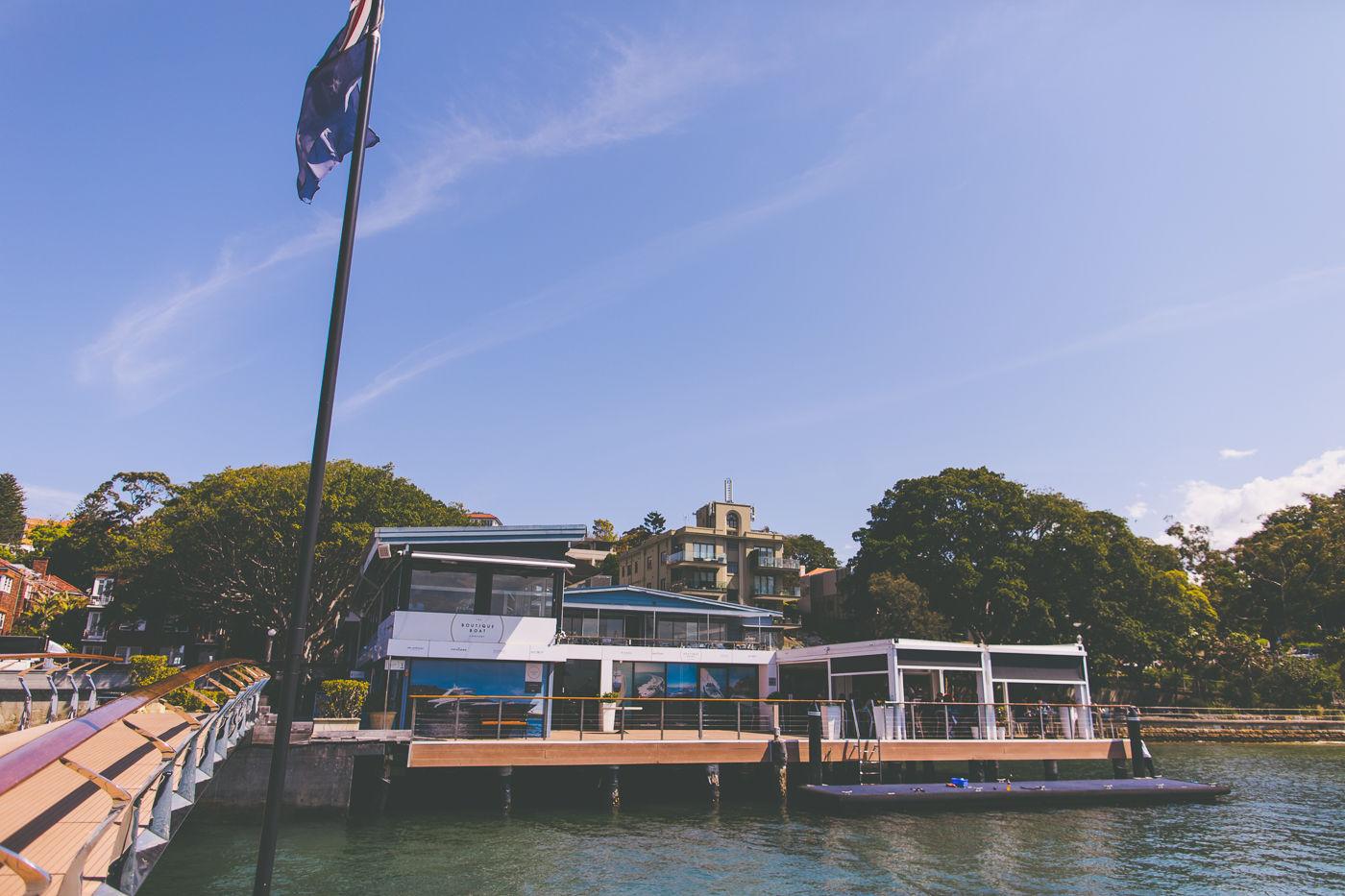 Regatta Rose Bay Wedding Venue