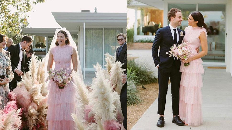 Mandy Moore's Wedding