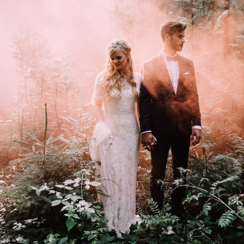 Image: Alice Mahran Via Brides.com