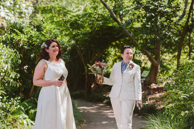 Lesbian wedding planned by Samantha Burke Events, gay wedding planner Sydney