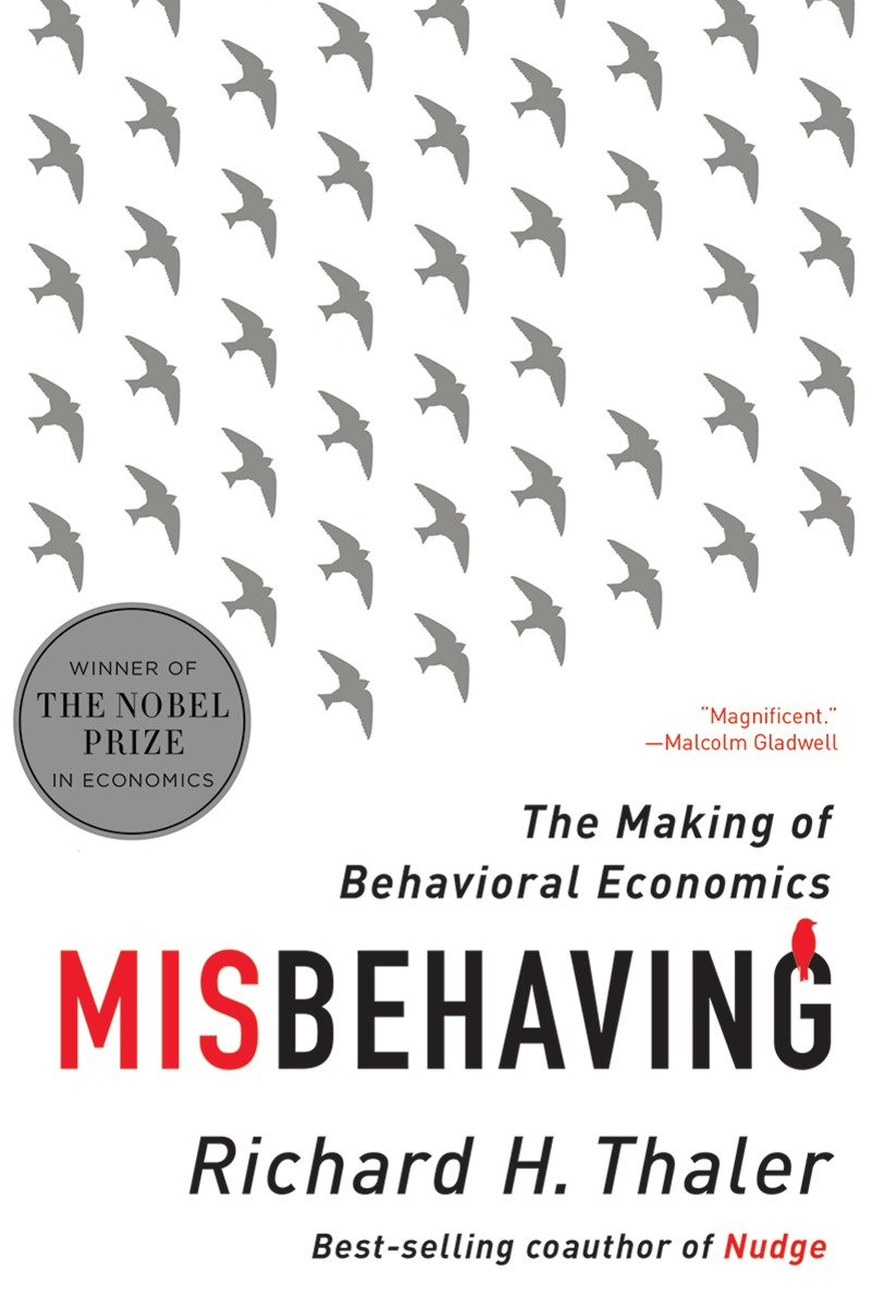 BUSINESS DISCOVERY:  Encapsulated in a series of stories, and peppered with dry humor, Thaler highlights his journey exposing behavioral economics.     GOODREADS RATING :   4.15 / 5   TO  HOLD  OR TO  HEAR ?  Either! This book contains no visuals (charts or graphs). 'Hold' is encouraged for note taking. 'Hear' is encouraged for on-the-go review.    BUY NOW