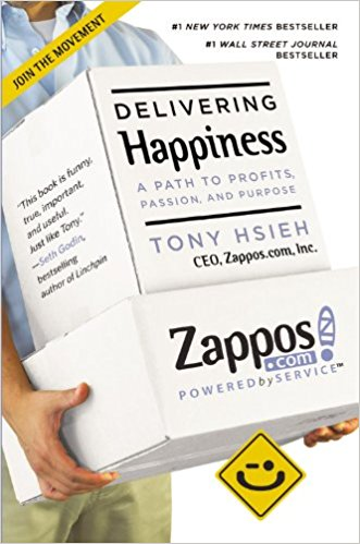 BUSINESS DISCOVERY:  Hsieh, founder of Zappos, tells the tale of achieving a $1B brand in 10 years while maintaining culture. Intropsective for readers trying to find their 'environment' or leaders trying to create a better one.    GOODREADS RATING :   4.0 / 5   TO  HOLD  OR TO  HEAR ?  Either! This book contains no visuals (charts or graphs). 'Hold' is encouraged for note taking. 'Hear' is encouraged for on-the-go review.    BUY NOW