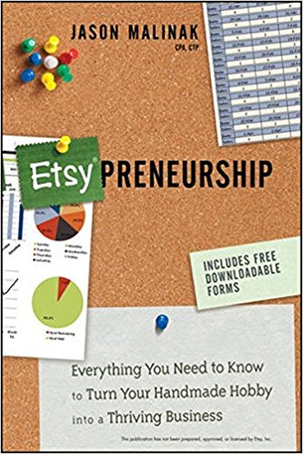 BUSINESS DISCOVERY:  The go-to business guide for those looking to create a side business on Etsy and need to know the inner workings of taxes, bookkeeping, and more.    GOODREADS RATING :   3.86 / 5   TO  HOLD  OR TO  HEAR ?  'Hold' is encouraged for note taking.    BUY NOW