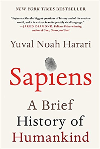 BUSINESS DISCOVERY:  A recount of human history, peppered with dry humor, Harari provides historical and modern day comparisons on our thoughts, actions, power, and ultimately, our future. Currently considered a 'must read' by Mark Zuckerberg and Bill Gates.    GOODREADS RATING :   4.44 / 5   TO  HOLD  OR TO  HEAR ?  Either! This book contains no visuals (charts or graphs). 'Hold' is encouraged for note taking. 'Hear' is encouraged for on-the-go review.    BUY NOW