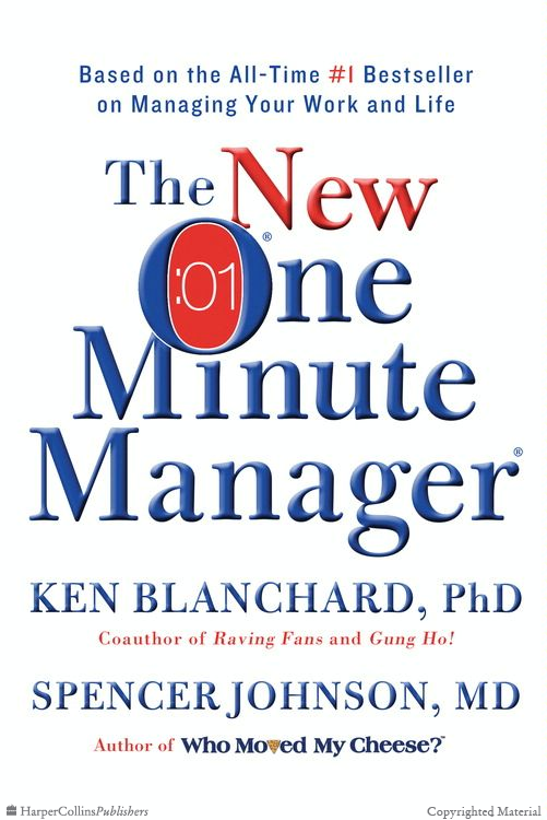 BUSINESS DISCOVERY:  As a continuum to  The One Minute Manager , this quick, easy to read guide is a practical resource. Managers can implore 3 easy steps to effectively add value to their team.    GOODREADS RATING :   3.96 / 5   TO  HOLD  OR TO  HEAR ?  Either! This book contains no visuals (charts or graphs). 'Hold' is encouraged for note taking. 'Hear' is encouraged for on-the-go review.    BUY NOW