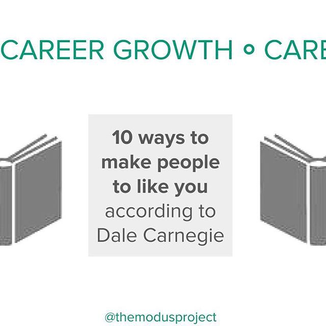 """See the LINK in bio for @forbes quick tips from Dale Carnegie's #HowToWinFriendsAndInfluencePeople  on how practicing good social skills can improve your work -- and life! _ 1 Do Not Criticize, Condemn or Complain _ 2 Be Generous With Praise  _ 3 Remember Their Name  _ 4 Be Genuinely Interested In Other People  _ 5 Know The Value Of Charm  _ 6 Be Quick To Acknowledge Your Own Mistakes  _ 7 Don't Attempt To """"Win"""" An Argument  _ 8 Begin On Common Ground  _ 9 Have Others Believe Your Conclusion Is Their Own  _ 10 Make People Feel Important . . . #themodusproject #findyourmodus #smallbusiness #entrepreneur #businessowner #hardworkpaysoff #consultations #dailygrind #selfmade #moveforward #movementforward #findyourmovementforward #smallbusinesslove #smallbusinessrevolution #smallbusinesstips #smallbusinesssupport #businesshelp #commitment #bookstagram #habits #successbook #bookreviews #personaldevelopmentbooks #selfhelpbooks #successbookstoread #personalgrowth #jodyjfoster #teamdynamics"""