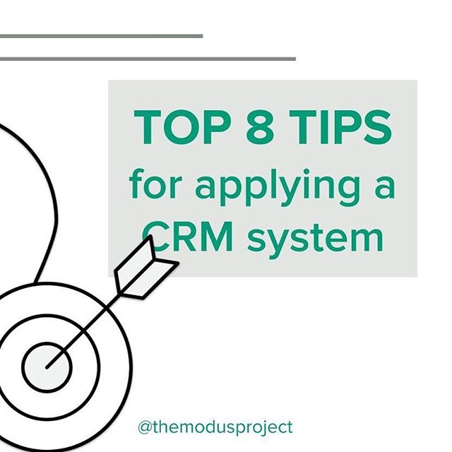 You decided to use a CRM! See the 8 tips (LINK in bio and below) for a seamless transition, ensuring a faster return on your software investment from #CIO contributor @jenniferlschiff _ LINK: http://ow.ly/UZyW30lGr5w  1 Be clear about your pain points and goals 2. Understand how users work 3. Make sure you can customize, personalize and scale for the future 4. Vet vendors and ask the tough questions 5. Get executive buy-in 6. Roll out in phases 7. Provide proper training and support 8. Automate processes . . . #themodusproject #findyourmodus #smallbusiness #entrepreneur #businessowner #hardworkpaysoff #consultations #dailygrind #selfmade #moveforward #movementforward #smallbusinesslove #humansofsupport #customercare #clientcare #findyourmovementforward #crm #customerexperience #tipsandtricks #techtuesday #techtuesdays