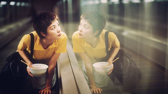 "'Chungking Express', 1994, Wong Kar-Wai ""We split up on April Fool's Day. So I decided to let the joke run for a month. Every day I buy a can of pineapple with a sell-by date of May 1. May loves pineapple, and May 1 is my birthday. If May hasn't changed her mind by the time I've bought thirty cans, then our love will also expire.  Somehow everything comes with an expiry date. Swordfish expires. Meat sauce expires. Even cling-film expires. Is there anything in the world which doesn't?  If memories could be canned, would they also have expiry dates? If so, I hope they last for centuries."" #cinema #hongkong #art"