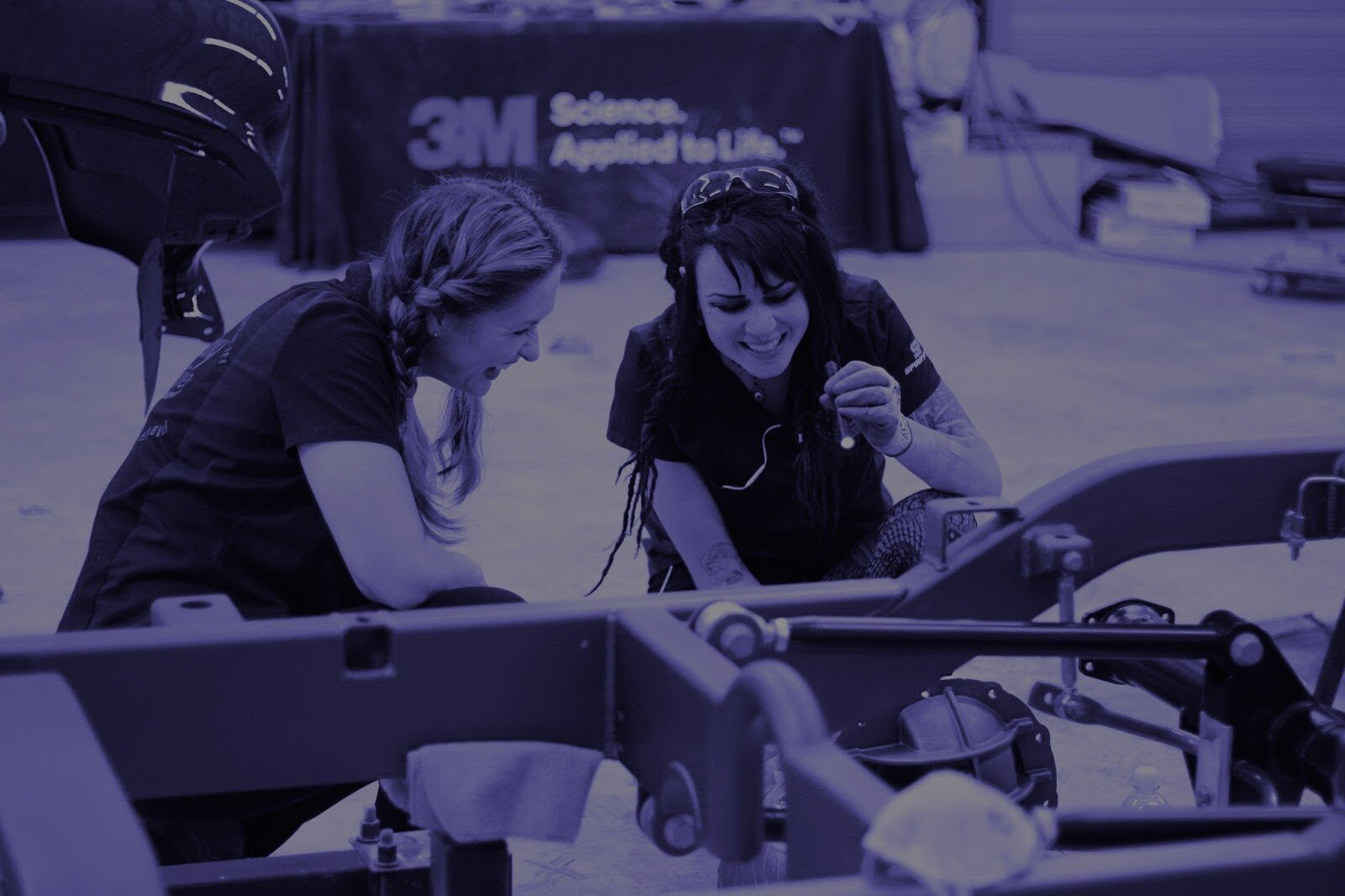 Hands-On Automotive Classes for Women -