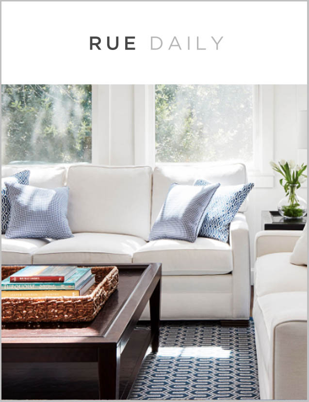 Rue Daily Feature