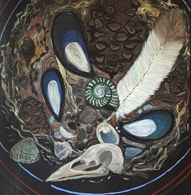 The Sea Bird's Nest (crop)