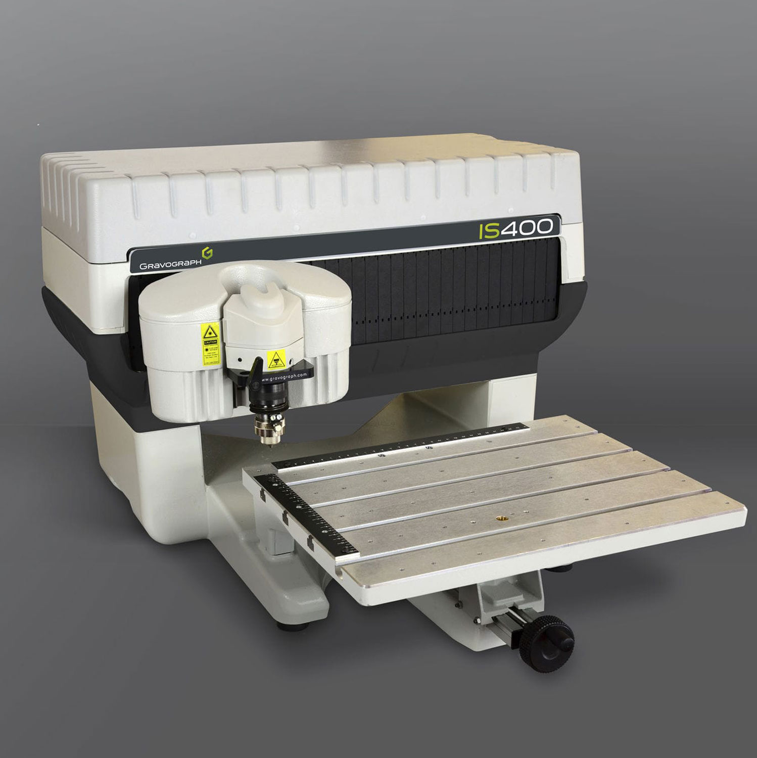 IS400    MECHANICAL ENGRAVING SOLUTIONS