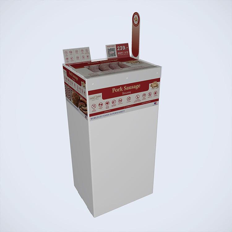 POP POS Packaging Design