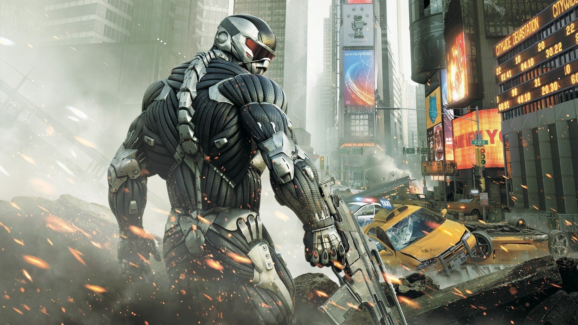 Crysis 2 - Senior Level Designer - Crytek Frankfurt